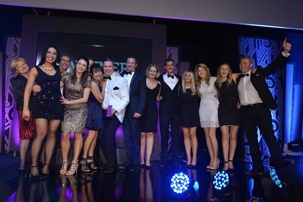 H&J win Event Caterer of the Year